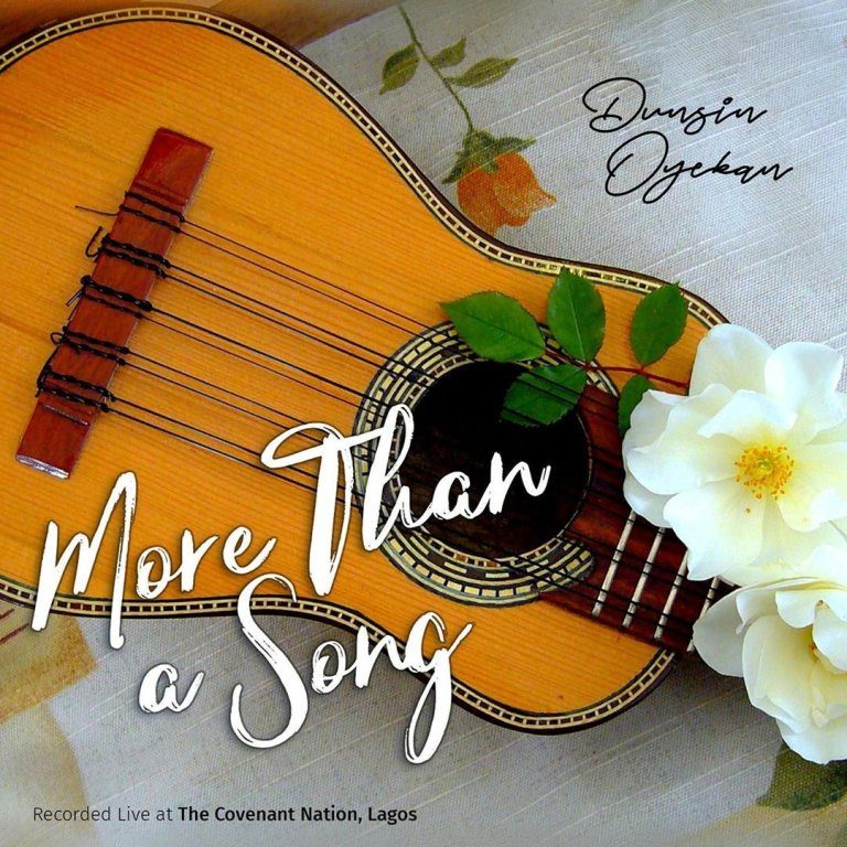 AUDIO: More Than A song – Dunsin Oyekan