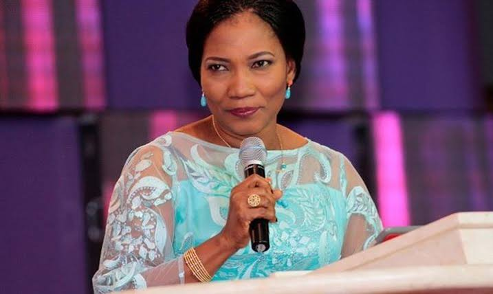 DOWNLOAD SERMON: THE MINISTRY OF A WOMAN |FUNKE ADEJUMO
