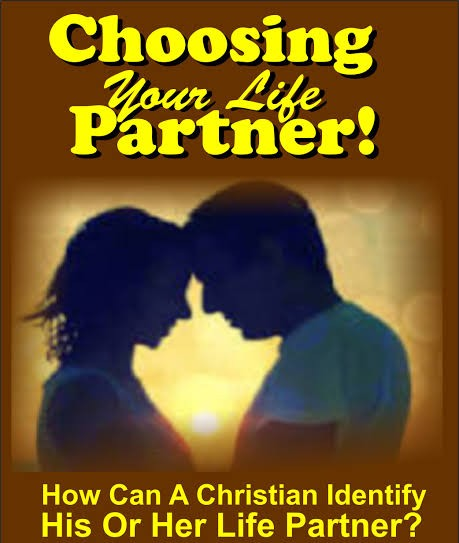 DOWNLOAD PODCAST: THE CHOICE OF A MARITAL PARTNER | TOBILOBA OSHUNBIYI
