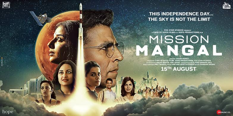 DOWNLOAD VIDEO: MISSION MANGAL INDIAN (2019)