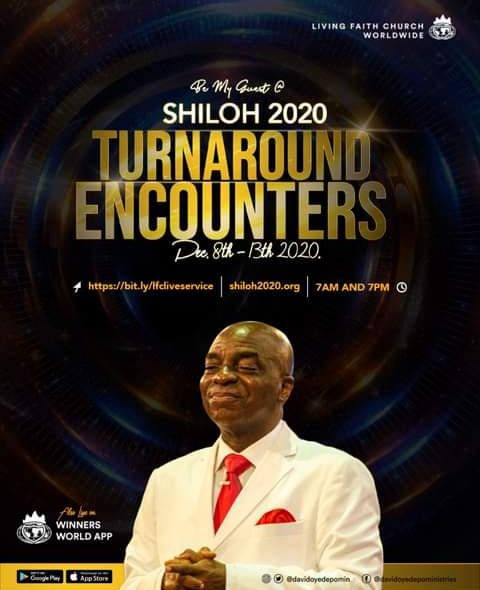 DOWNLOAD ALL SHILOH 2020 MESSAGES (COMPLETE SERIES)